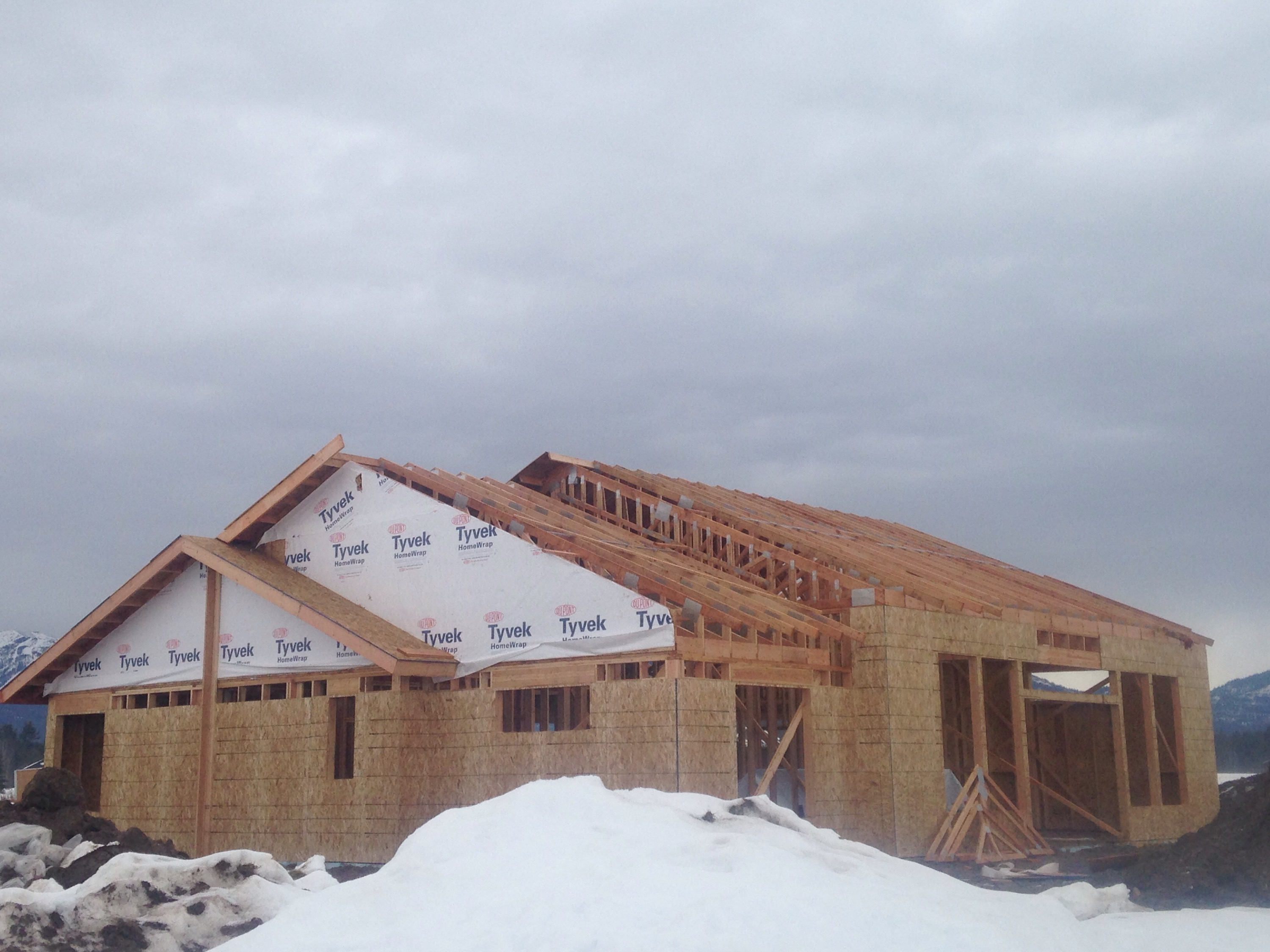 #buildwhitefish 4001RedEaglewhitefish montana home from old montana building company oldmt.com