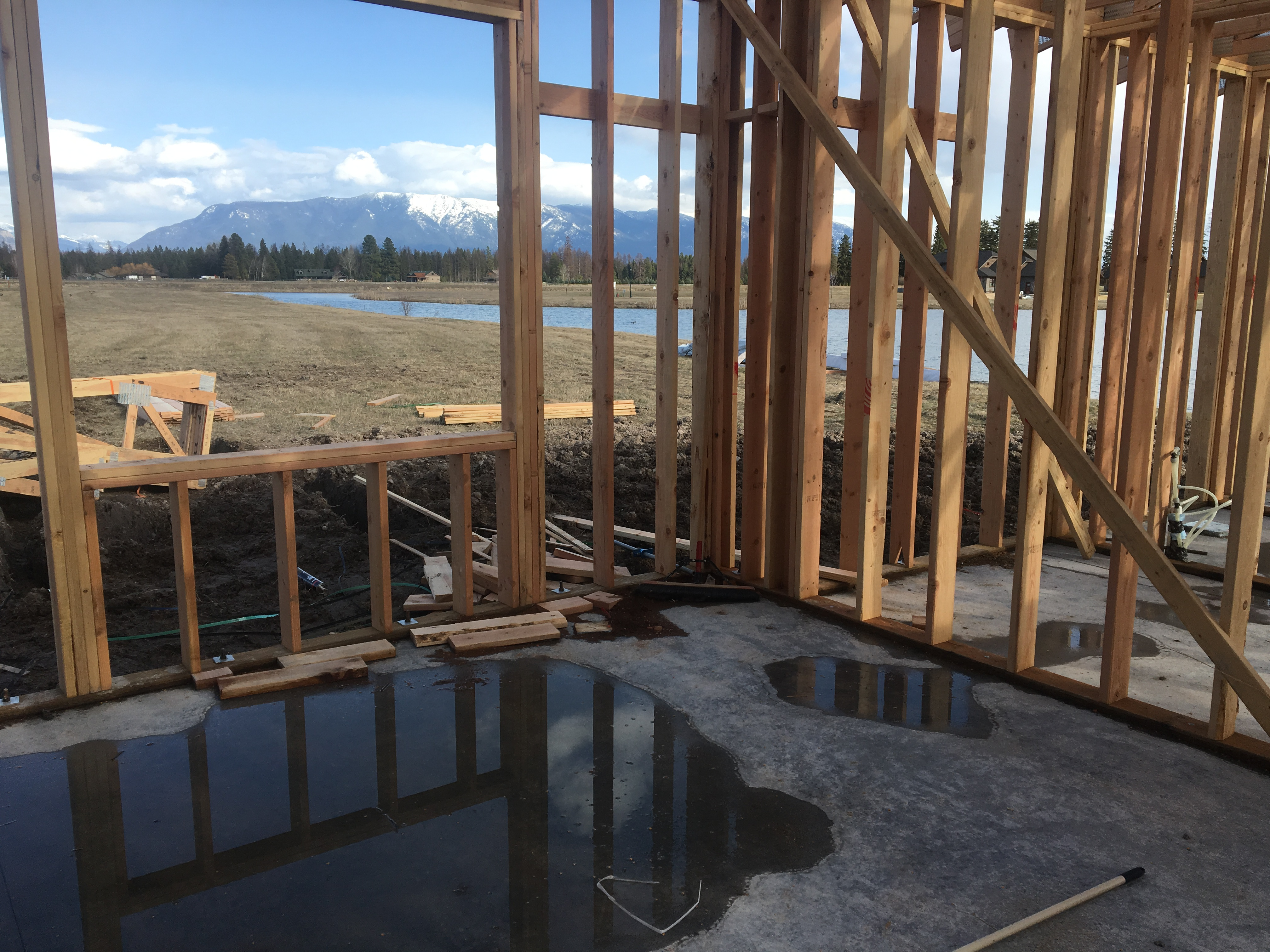 #buildwhitefish 4041RedEaglewhitefish montana home from old montana building company oldmt.com