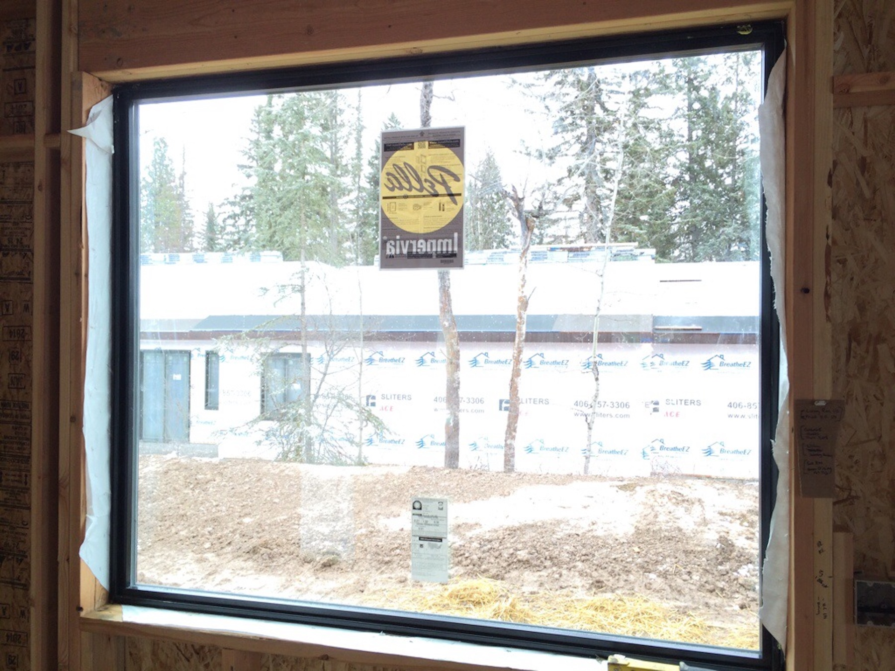 #buildwhitefish Bitneywhitefish montana home from old montana building company oldmt.com